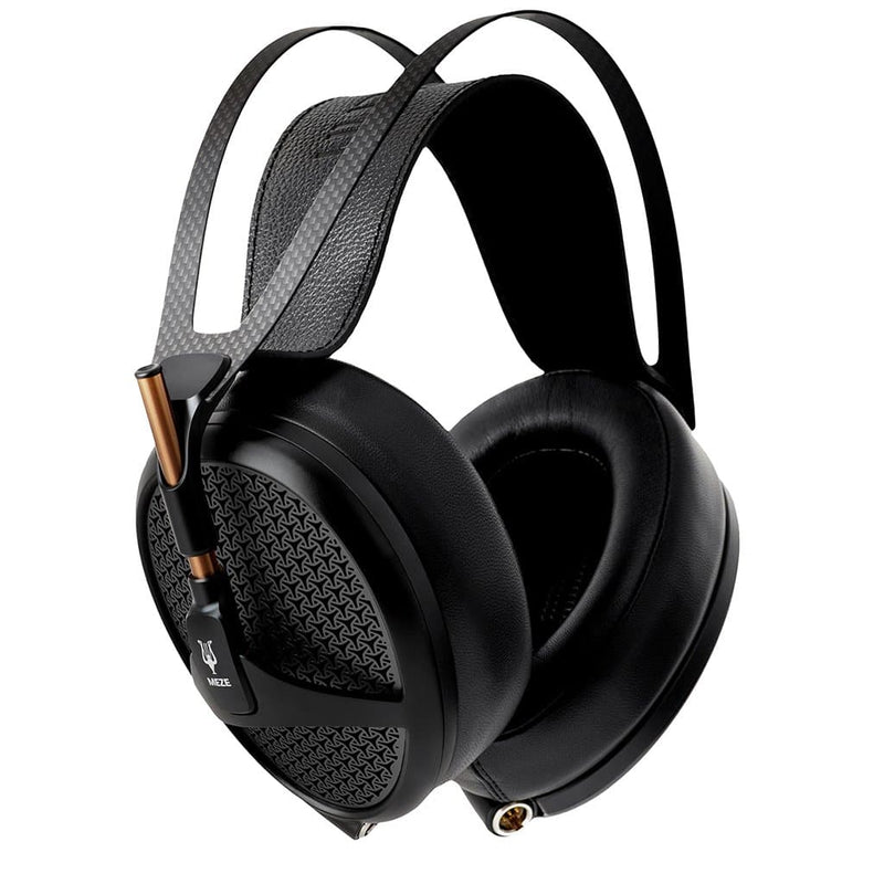 "Meze Empyrean Headphones Meze 3m OFC Cable ending in 6.3mm (1/4"") Jack Jet Black"
