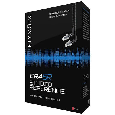 Etymotic Research ER4SR In-Ear Studio Reference Headphones