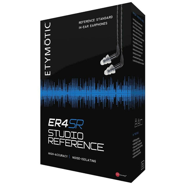 Etymotic Research ER4SR Headphones Etymotic Research
