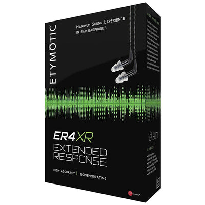 Etymotic Research ER4XR In-Ear Extended Response Headphones