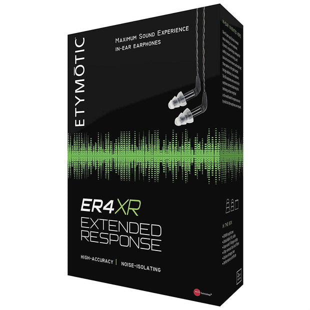 Etymotic Research ER4XR Headphones Etymotic Research