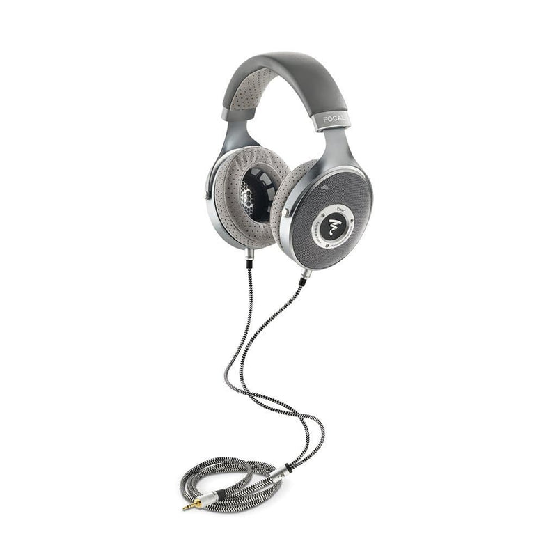 Focal Clear Over-Ear Dynamic Open-Back Headphones | Available on Headphones.com