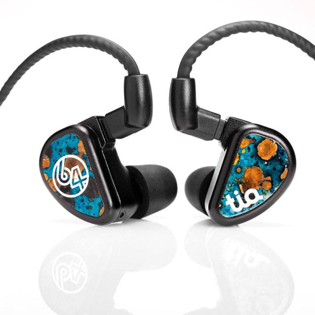 64 Audio Fourté Noir In-Ear Monitor Headphones Headphones 64 Audio