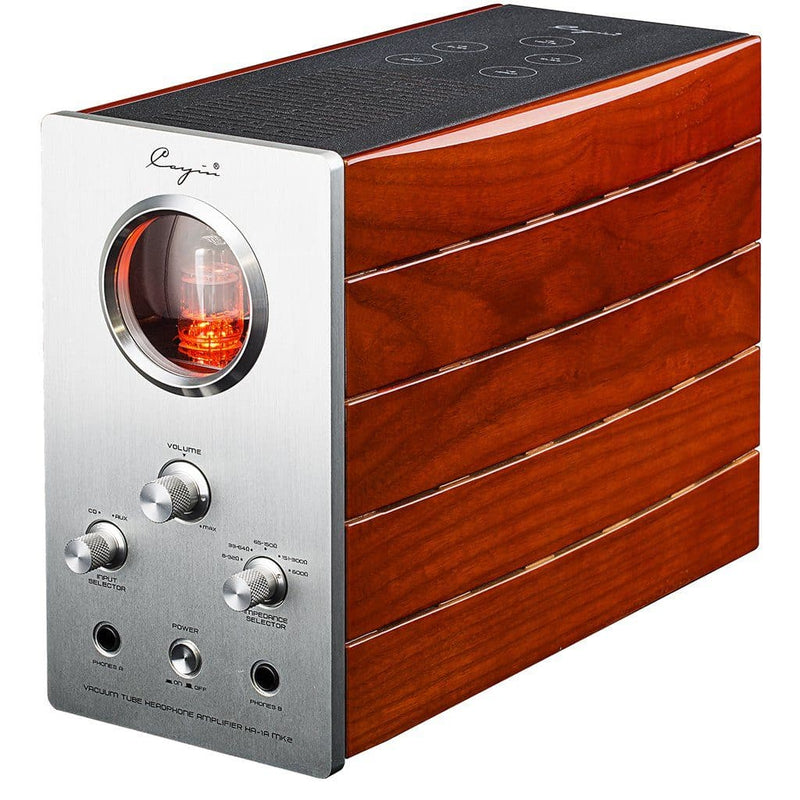 Cayin HA-1A MK2 Vacuum Tube Headphone Amplifier Headphone Amplifiers Cayin