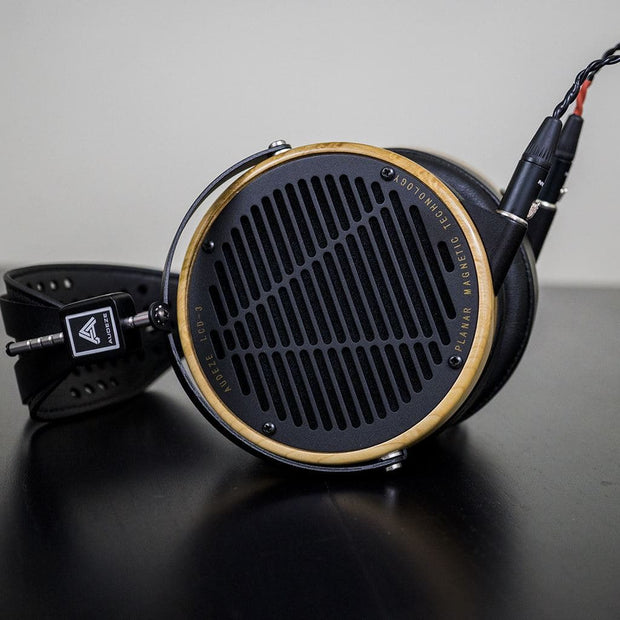 Audeze LCD-3 Headphones Audeze Maple (limited edition)