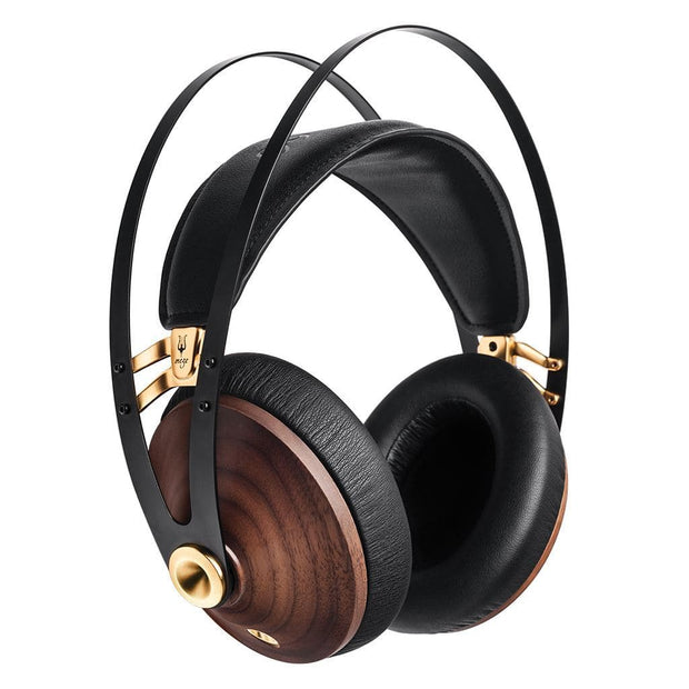 Meze 99 Classics Over-Ear Headphones Headphones Meze Walnut Gold