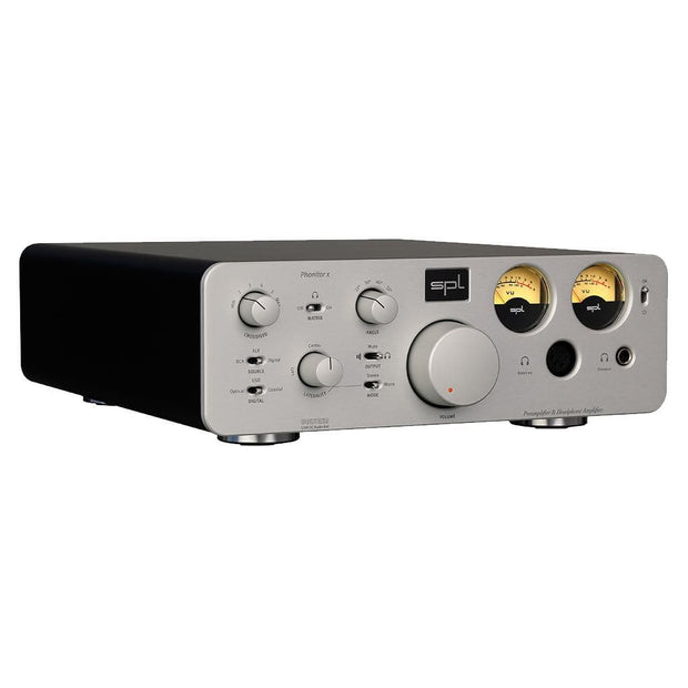 SPL Phonitor X Headphone Amp Headphone Amplifiers SPL