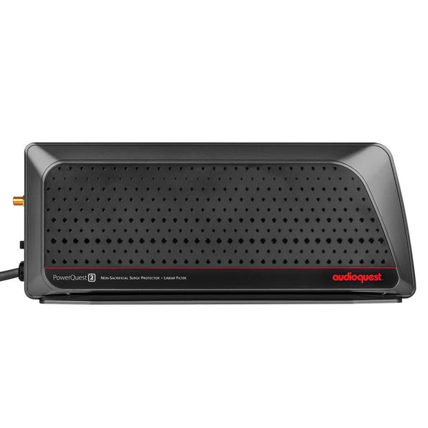 AudioQuest PowerQuest 2 Surge Protector & Power Filter Accessories AudioQuest