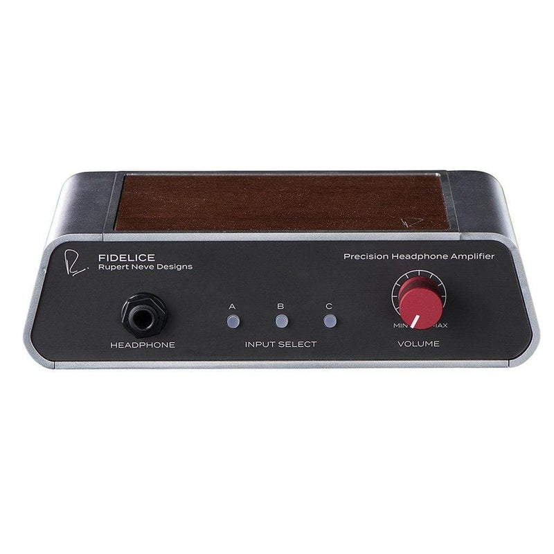 Rupert Neve Designs Fidelice Precision Headphone Amplifier Headphone Amplifiers Rupert Neve Designs