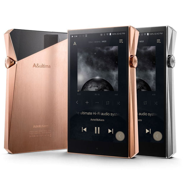 Astell&Kern a&ultima SP2000 Portable Music Players Astell&Kern Copper
