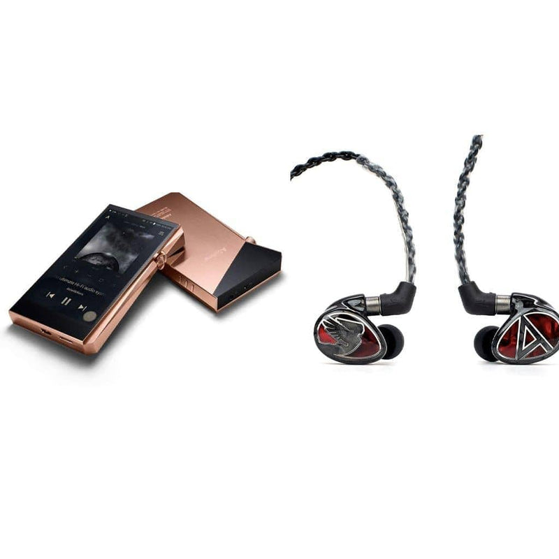 Astell&Kern SP2000 & Jerry Harvey Audio AK Layla AION Bundle Portable Music Players Astell&Kern