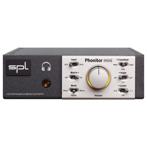 SPL Phonitor Mini Headphone Amplifier Headphone Amplifiers SPL