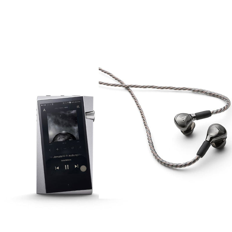 Astell&Kern SR25 + Beyerdynamic AK T9iE Bundle Headphones Astell&Kern