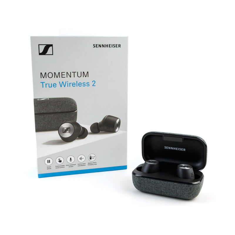 Sennheiser Momentum True Wireless 2 In-Ear Truly Wireless Earbuds | Available on Headphones.com