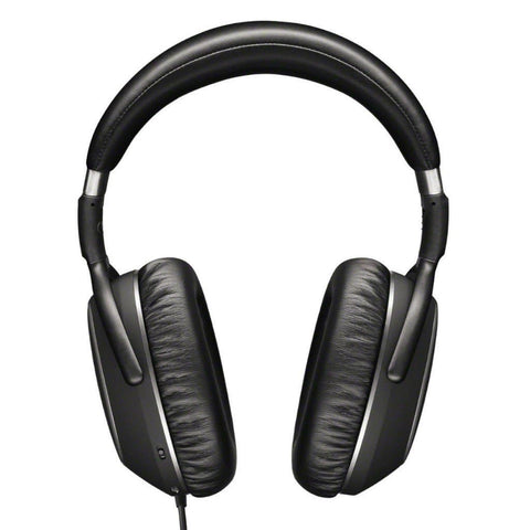 Sennheiser PXC 480 Wired Closed-Back Headphones with Adaptive Noise Cancellation - headphones.com