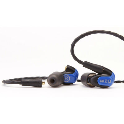 Westone W20 Dual-Driver with Crossover In-Ear Monitor Headphones