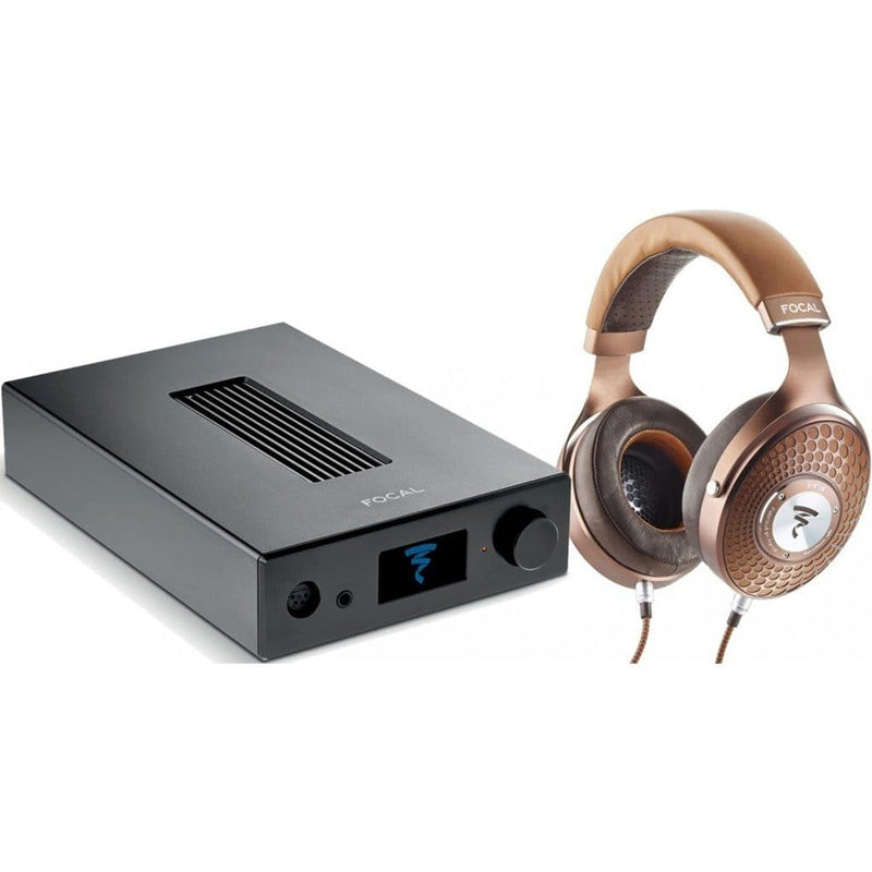 Focal Arche Headphone Amplifier and DAC Headphone Amplifiers Focal Arche + Focal Stellia