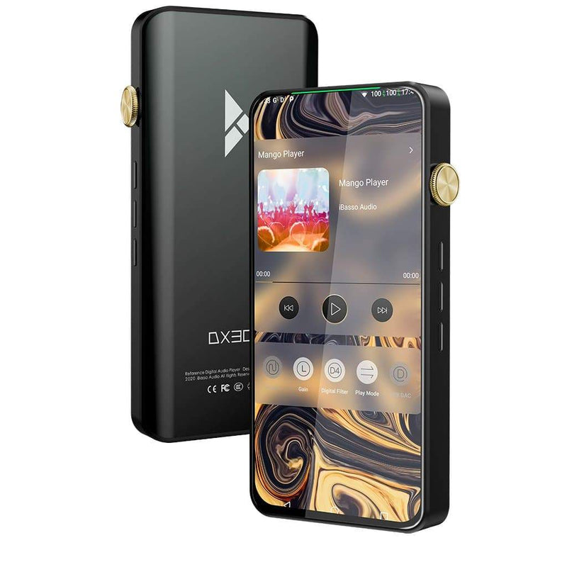 iBasso DX300 Flagship Portable Digital Audio Player (DAP) | Available for purchase on Headphones.com