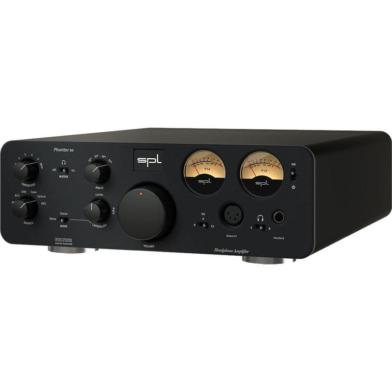 SPL Phonitor XE Headphone Amplifier Headphone Amplifiers SPL Black Yes