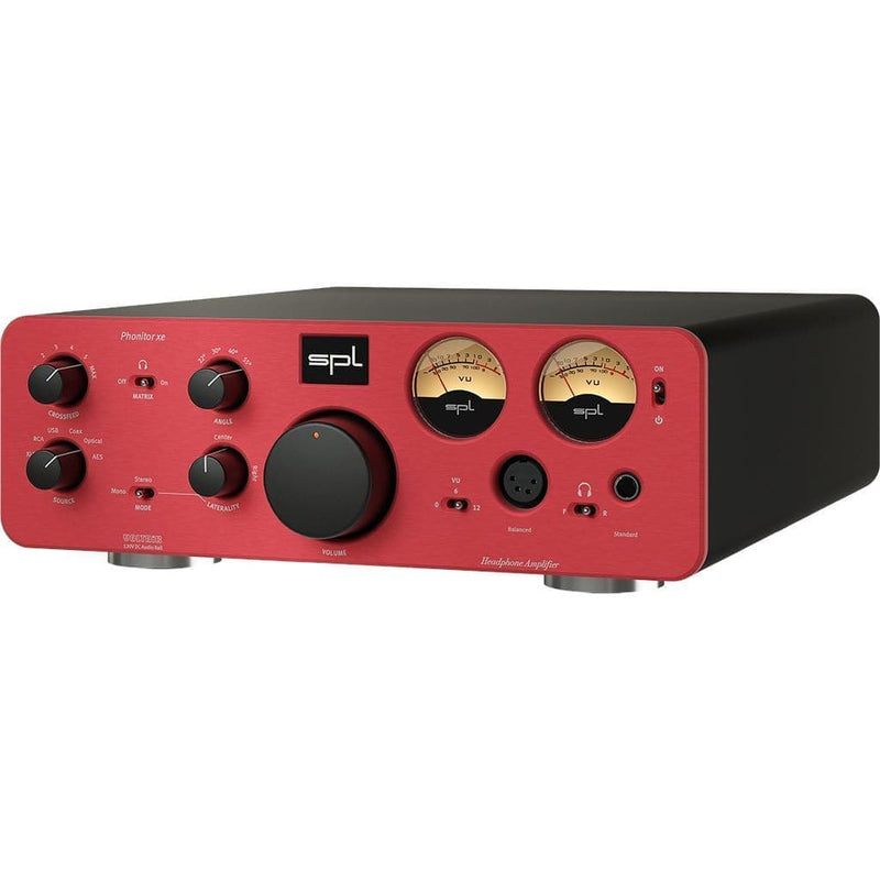SPL Phonitor XE Headphone Amplifier - Open-Box Headphone Amplifiers SPL Red Yes