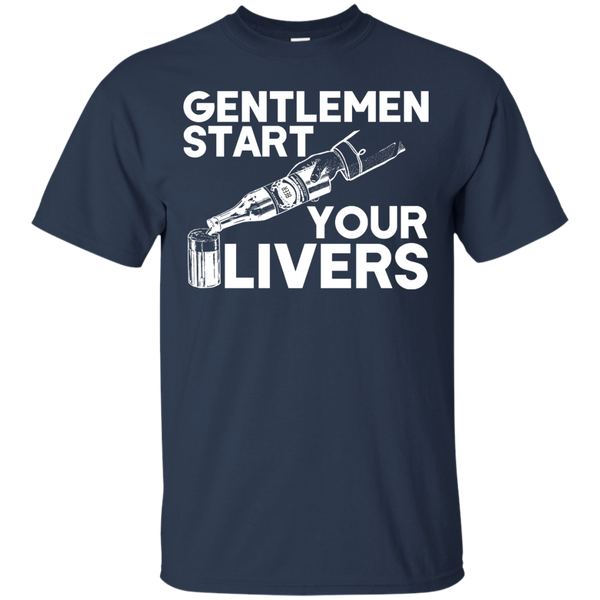 Gentlemen start your livers