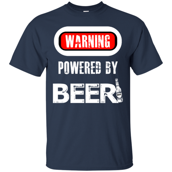 Powered by Beer