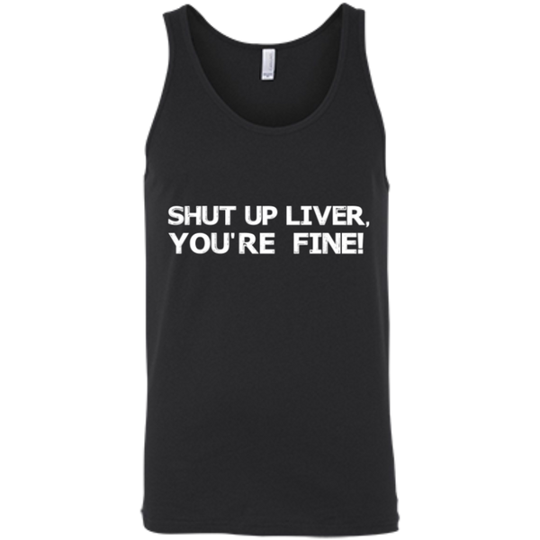 Shut Up Liver Tops