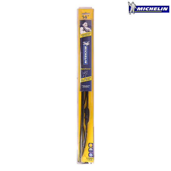 MICHELIN 13917  Traditional Rainforce Wiper Blades 17