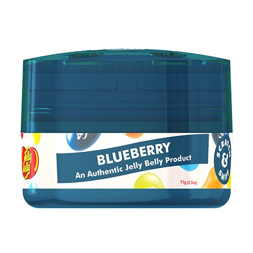 Jelly Belly 15514 Gel Can Air Freshener - Blue Berry - Super Tyre Tec