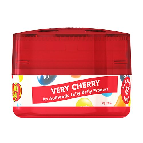 Jelly Belly 15210 Gel Can Air Freshener - Very Cherry - Super Tyre Tec