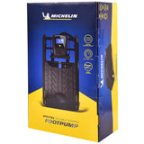 MICHELIN 12209 Digital Double Barrel Foot Pump - Super Tyre Tec