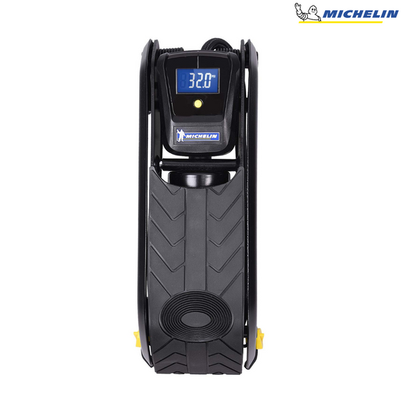 MICHELIN 12208 Digital Single Barrel Foot Pump