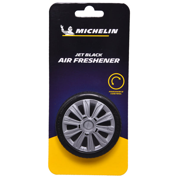 Michelin Organic Can - Air Freshner - Jet Black Fragrance