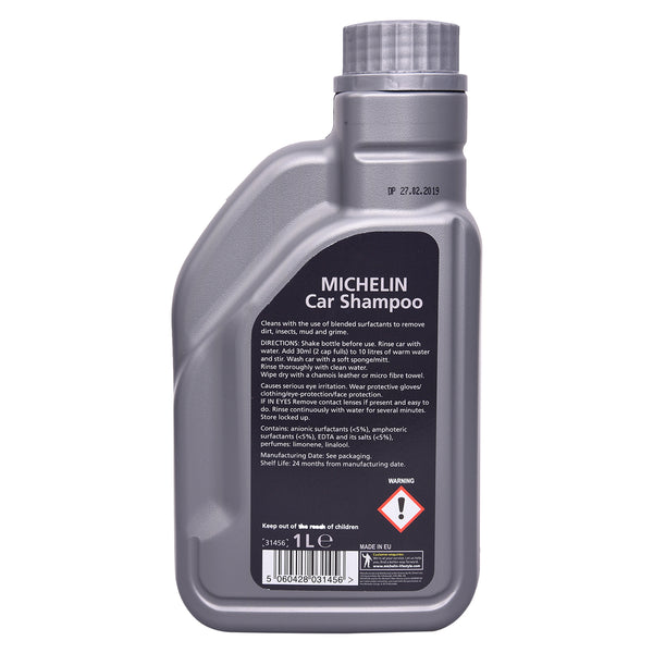 MICHELIN Car Shampoo super concentrate 1000 ml