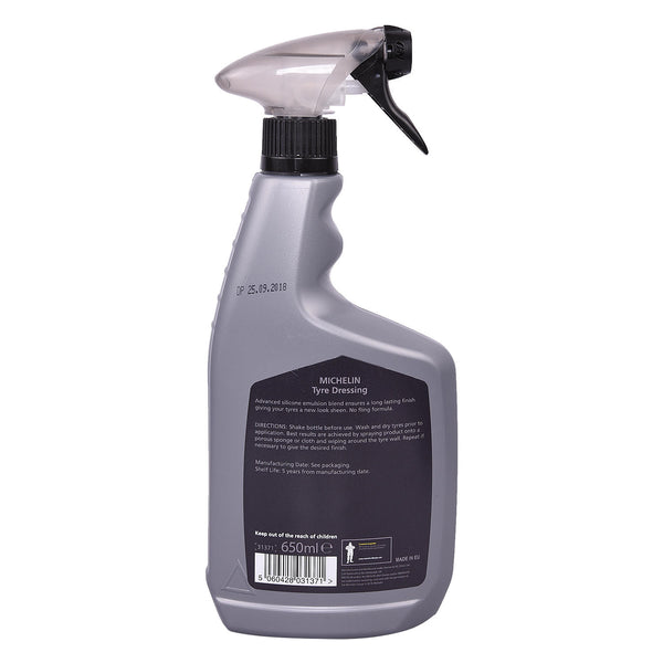 Michelin Instant Tyre Dressing 650ml