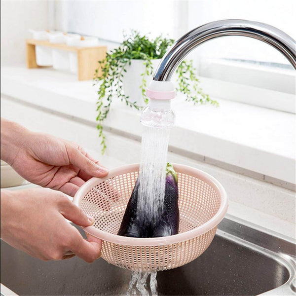 Adjustable Flexible Faucet Extension – Home and Cosy