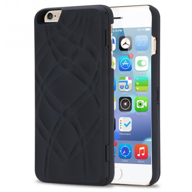 DUAL-USE Beauty Case & iPhone Cover