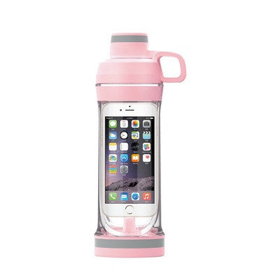 ON THE GO iPhone Water Bottle [iPhone 6/6S/7/7S]