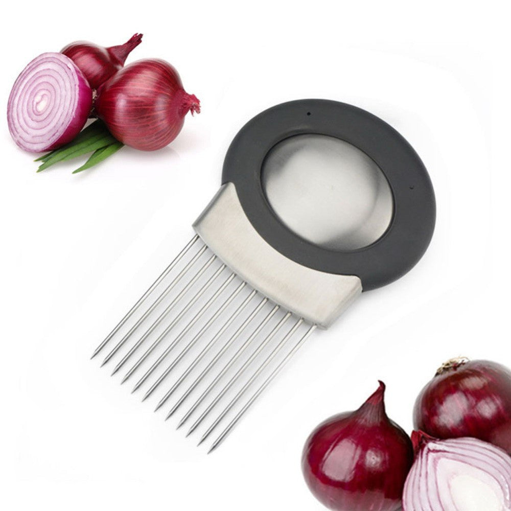 EASY PEASY Onion Potato Tomato Cutter with odour removal wash tool