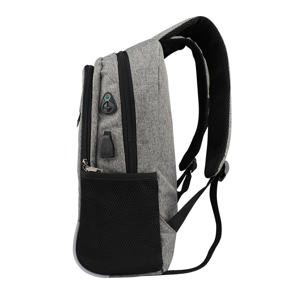 Anti Theft Backpack with USB Charging Port