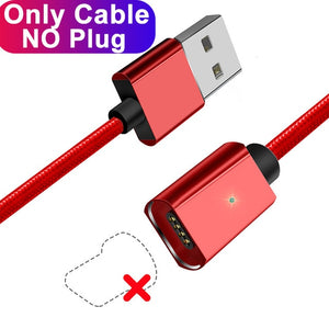 Magnetic USB Cable For iPhone and Android Mobile Phone