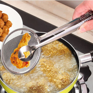 Multi-functional Stainless Filter Spoon