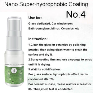 Multi-functional Ceramic Nano Spray