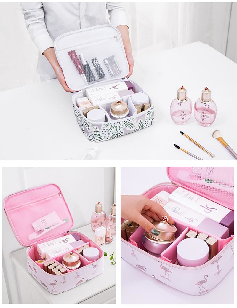Makeup Travel Organizer Bag