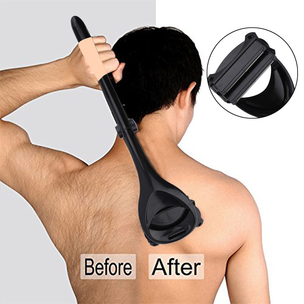 Back Blade Hair Shaver and Trimmer