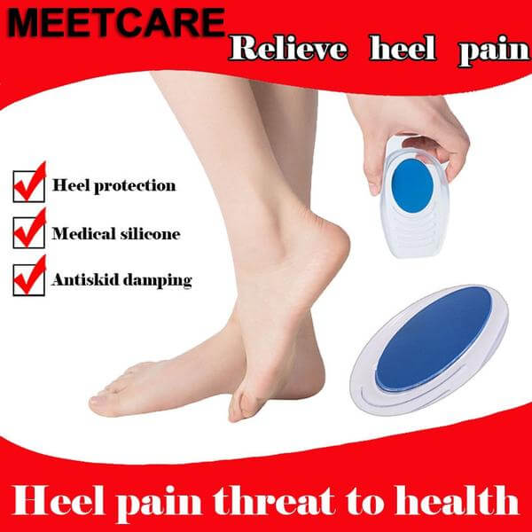 Silicone Gel Heel Cups