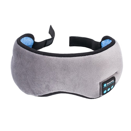 Eye Mask with Bluetooth Earphone