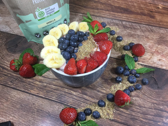 Proganics Deluxe Smoothie Bowl