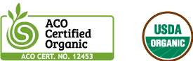 Australian Certified Organic and USDA Certified Organic