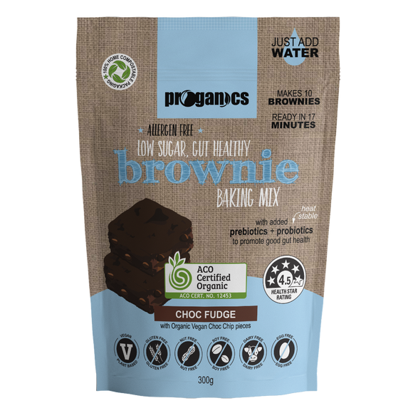 Protein Brownie Baking Mix